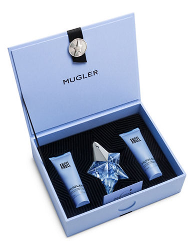 Mugler Angel Celestial Three-Piece Set-0-25 ml