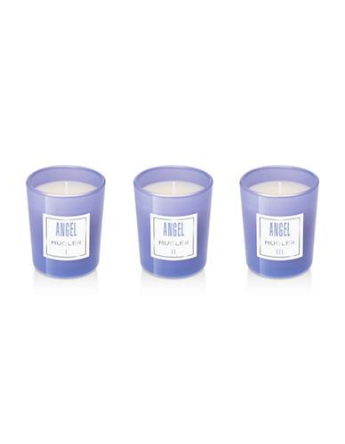Mugler Angel Mini Candles Set-0-One Size