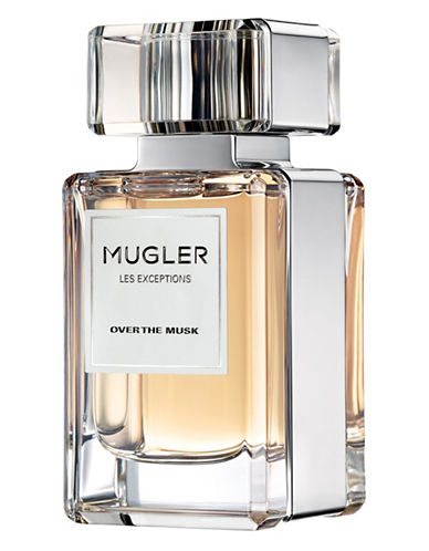 Mugler Les Exceptions Over the Musk-NO COLOUR-80 ml