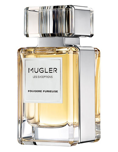Mugler Les Exceptions Fougere Furieuse-NO COLOUR-80 ml
