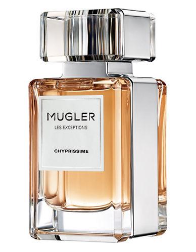 Mugler Les Exceptions Chyprissime Eau de Parfum-NO COLOUR-80 ml