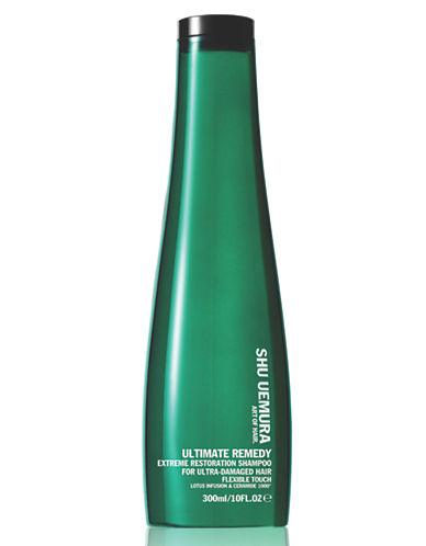 Shu Uemura Art Of Hair Ultimate Remedy Shampoo-NO COLOUR-300 ml