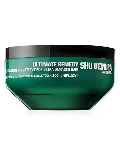 Shu Uemura Art Of Hair Ultimate Remedy Masque-NO COLOUR-200 ml