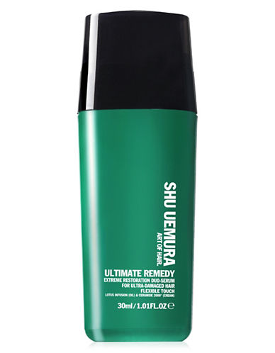 Shu Uemura Art Of Hair Ultimate Remedy Serum-NO COLOUR-30 ml