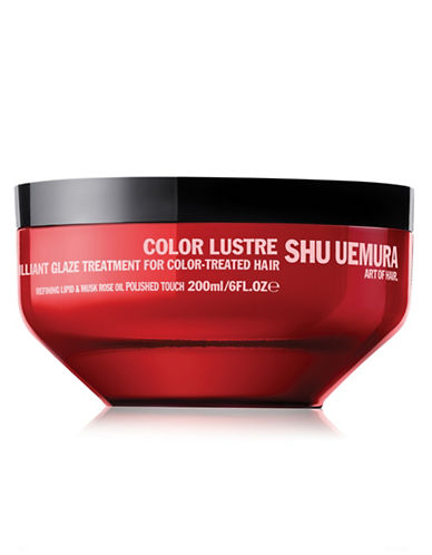 Shu Uemura Art Of Hair Color Lustre Masque Treatment-NO COLOUR-200 ml