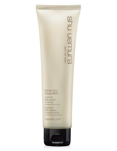 Shu Uemura Art Of Hair Blow Dry Beautifier BB Thermo Cream-NO COLOUR-150 ml