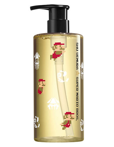 Shu Uemura Art Of Hair Limited Edition Super Mario Cleansing Oil Shampoo-NO COLOUR-400 ml
