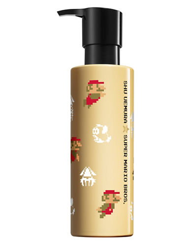Shu Uemura Art Of Hair Limited Edition Super Mario Cleansing Oil Conditioner-NO COLOUR-250 ml