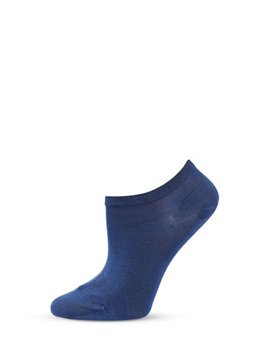 Bleu Foret Micro Sox Liners-ADMIRAL-9-10