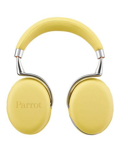 Parrot Zik 2.0 High Definition Bluetooth Headphones-YELLOW-One Size