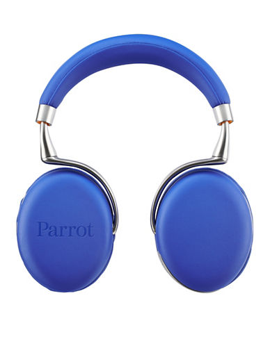 Parrot Zik 2.0 High Definition Bluetooth Headphones-BLUE-One Size