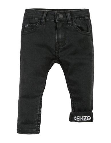 Kenzo Reversible Sweatshirt-BLACK-24 Months
