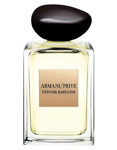 Giorgio Armani Vetiver Babylone Eau de Parfum-NO COLOUR-100 ml
