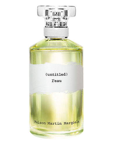 Maison Martin Margiela Untitled LEau-NO COLOUR-100 ml