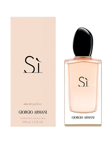 Giorgio Armani Si Eau de Parfum Spray-NO COLOUR-100 ml
