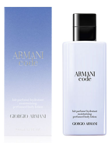 Giorgio Armani Code Perfumed Body Lotion-NO COLOUR-200 ml