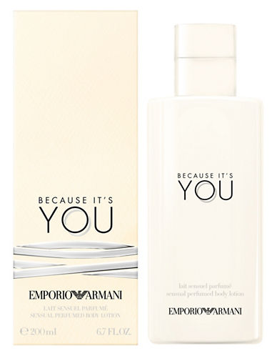 Giorgio Armani Because Its You For Her Body Lotion-0-200 ml
