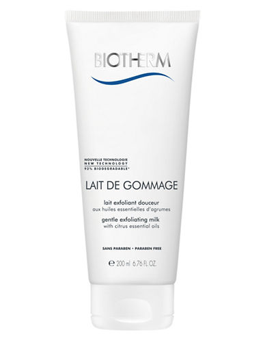Biotherm Lait de Gommage - Gentle Exfoliating Milk-NO COLOURS-200 ml