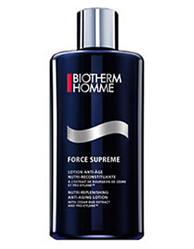 Biotherm Force Supreme Lotion Nutrireplenishing Antiaging Lotion With Cedar Bud Extract And Proxylane-NO COLOUR-200 ml