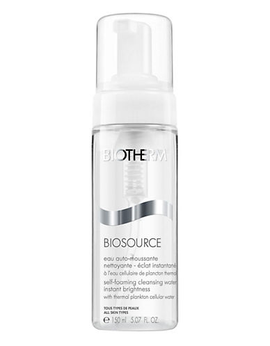 Biotherm Biosource Selffoaming Cleansing Water-NO COLOURS-One Size
