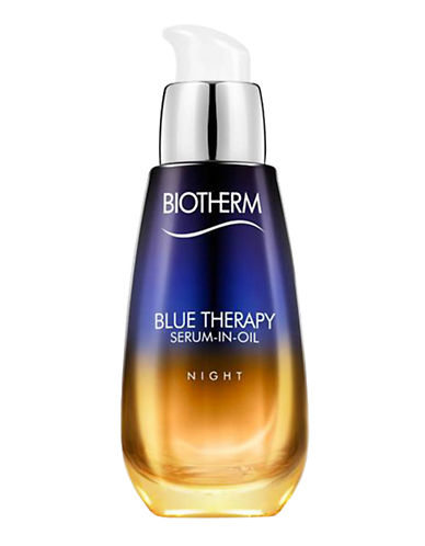 Biotherm Blue Therapy Serum in Oil Night-NO COLOUR-30 ml
