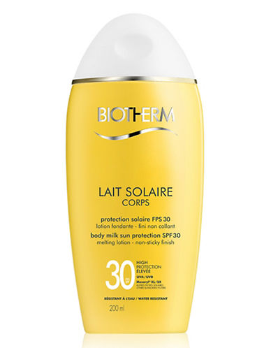 Biotherm Body Milk Sun Protection Spf 30 200ml-NO COLOUR-One Size