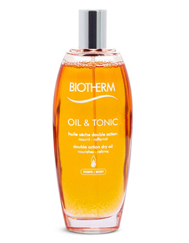 Biotherm Oil and Tonic Dry Oil-NO COLOUR-100 ml