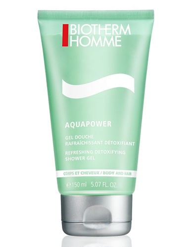 Biotherm Homme Aquapower Shower Gel-NO COLOUR-150 ml