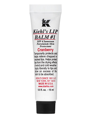 KiehlS Since 1851 Scented Lip Balm #1-CRANBERRY-15 ml