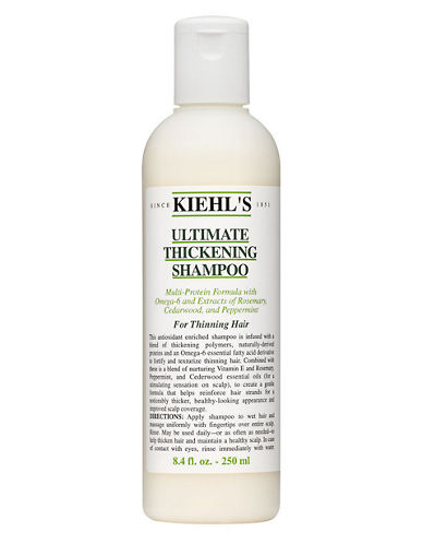 KiehlS Since 1851 Ultimate Thickening Shampoo-NO COLOUR-250 ml
