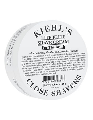 KiehlS Since 1851 Lite Flite Shave Cream-NO COLOUR-125 ml