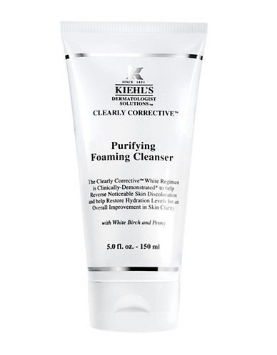 KiehlS Since 1851 Clearly Corrective Purifying Foaming Cleanser-NO COLOUR-150 ml