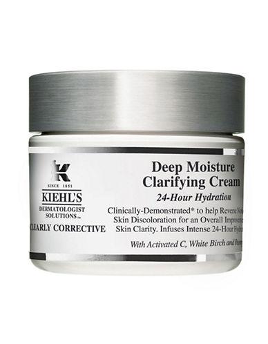 KiehlS Since 1851 Clearly Corrective Deep Moisture Clarifying Cream-NO COLOUR-50 ml