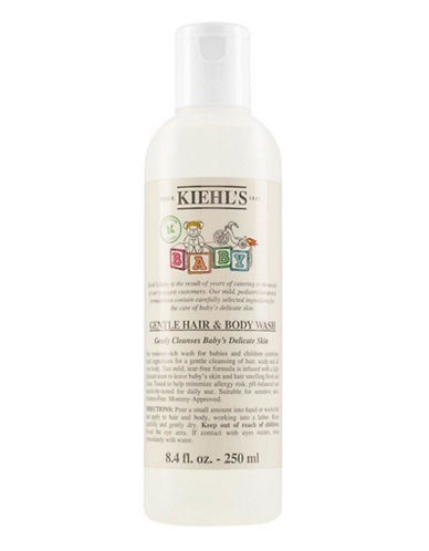 KiehlS Since 1851 Baby Gentle Hair and Body Wash-NO COLOUR-250 ml