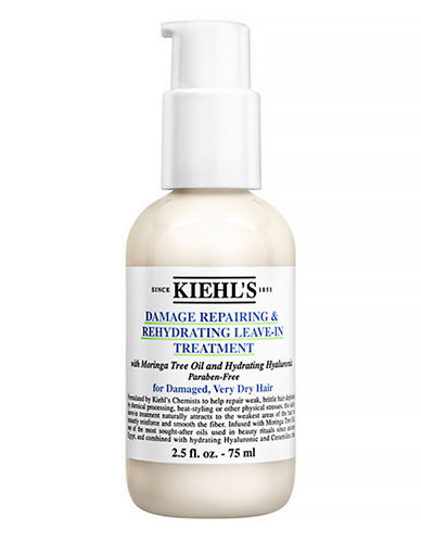 KiehlS Since 1851 Damage Repairing and Rehydrating Leave In Treatment-NO COLOUR-75 ml