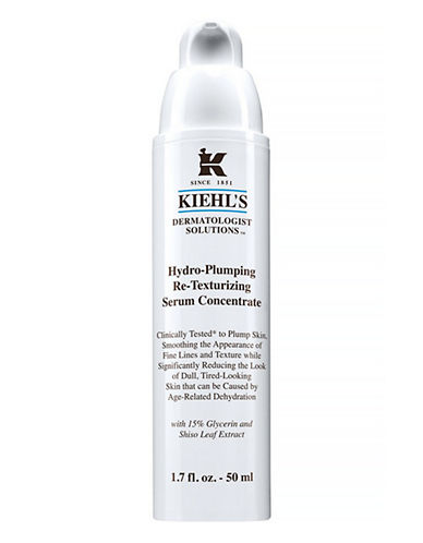 KiehlS Since 1851 Hydro Plumping Re Texturizing Serum Concentrate-NO COLOUR-50 ml