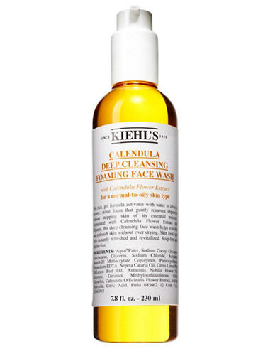 KiehlS Since 1851 Calendula Deep Cleansing Foaming Face Wash-NO COLOUR-230 ml