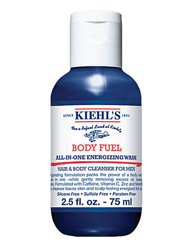 KiehlS Since 1851 Body Fuel All In One Energizing Wash-NO COLOUR-250 ml