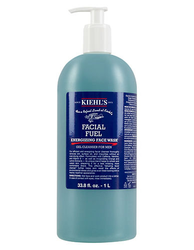 KiehlS Since 1851 Energizing Facial Wash For Him-NO COLOUR-1000ml