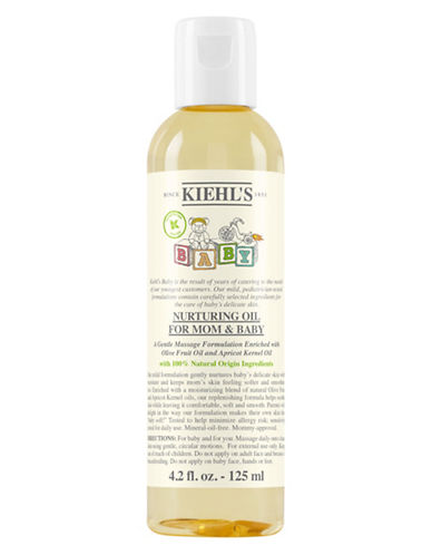 KiehlS Since 1851 Mom and Baby Nurturing Oil-NO COLOUR-125 ml