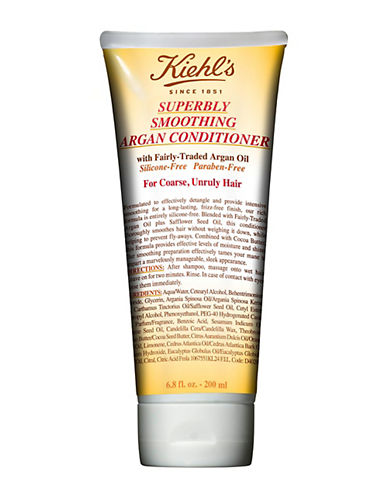 KiehlS Since 1851 Smooth Oil-Infused Conditioner - 200 ml-NO COLOUR-200 ml