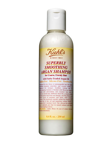 KiehlS Since 1851 Smooth Oil-Infused Shampoo - 250 ml-NO COLOUR-75 ml