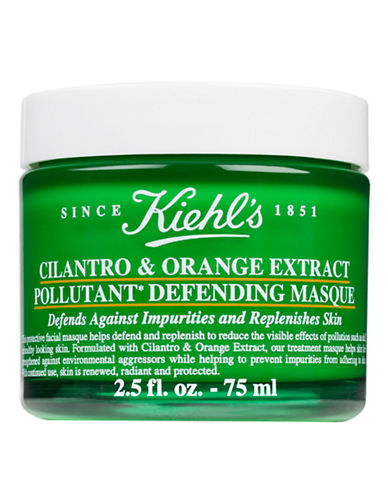 KiehlS Since 1851 Cilantro and Orange Extract Pollutant Defending Masque-NO COLOUR-75 ml
