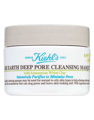 KiehlS Since 1851 Rare Earth Pore Cleansing Masque-NO COLOUR-One Size