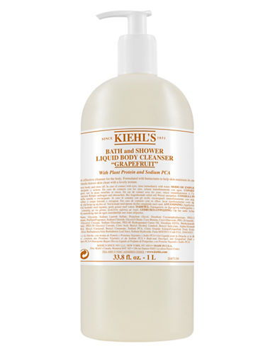 KiehlS Since 1851 Grapefruit Liquid Body Cleanser-NO COLOR-1000ml