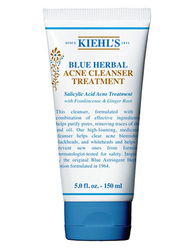 KiehlS Since 1851 Blue Herbal Gel Cleanser-NO COLOUR-50 ml