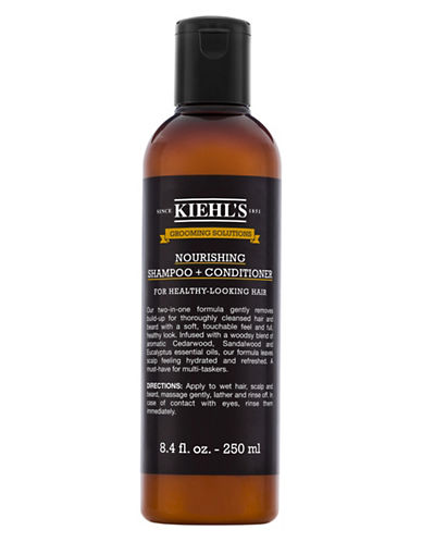 KiehlS Since 1851 Grooming Solution Nourishing Shampoo Conditioner-NO COLOUR-50 ml