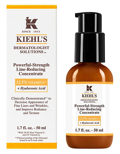 KiehlS Since 1851 Powerful Strength Line Reducing Concentrate - 50ml-NO COLOR-50 ml