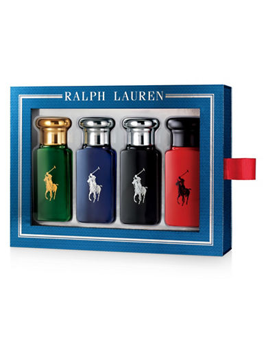 Ralph Lauren Four-Piece World of Polo Discovery Set-0-30 ml