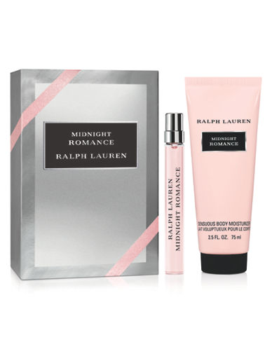 Ralph Lauren Two-Piece Midnight Romance Mini Set-NO COLOR-One Size